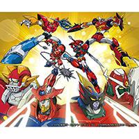 70年代ロボットアニメ4作品が集結!約40周年記念コラボプロジェクト始動!!